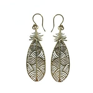 Jewelry - Feather design Earrings